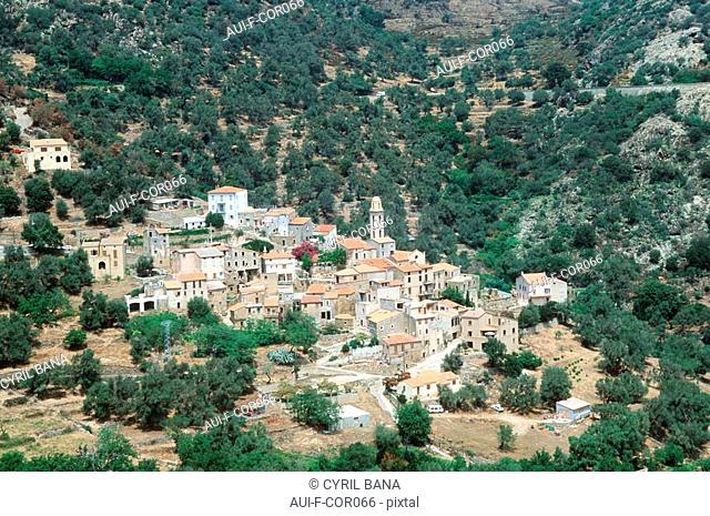 Corse - Balagne - Avapessa