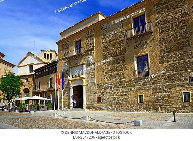 Fuensalida Palace Toledo Spain ES
