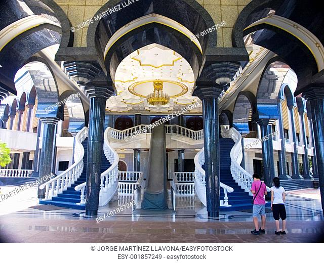 Brunei Stairs at Mosque