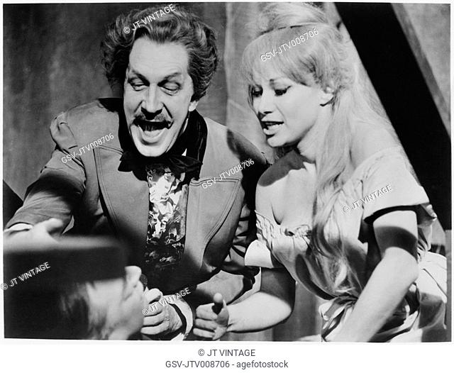 Joyce Jameson, Vincent Price