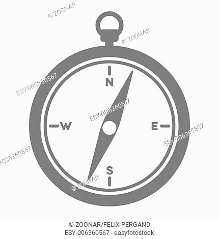 minimalistic compass