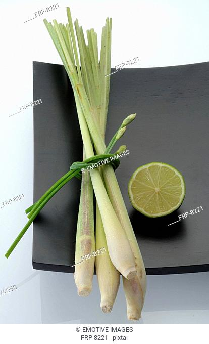 Garlic and lemon grass