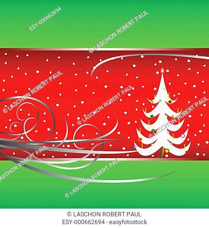 christmas tree card 4