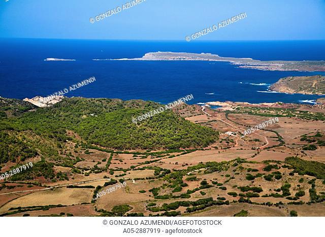 Cavalleria Cape. Menorca. Minorca. Islas Baleares. Balearic Islands. Spain