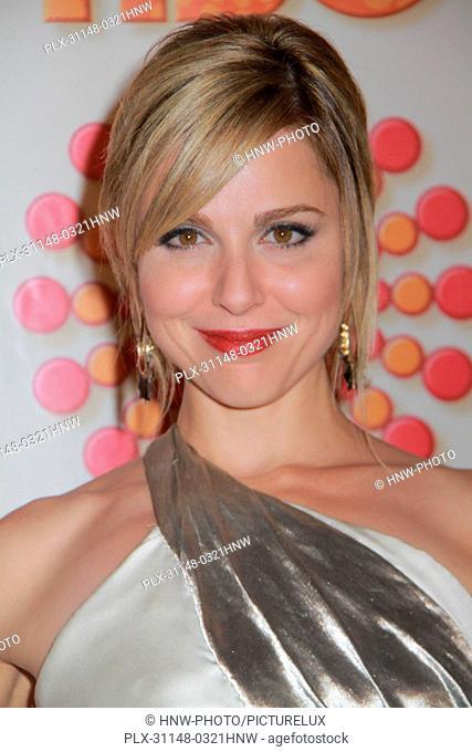 Cara Buono 09 18 2011 Stock Photos And Images Age Fotostock