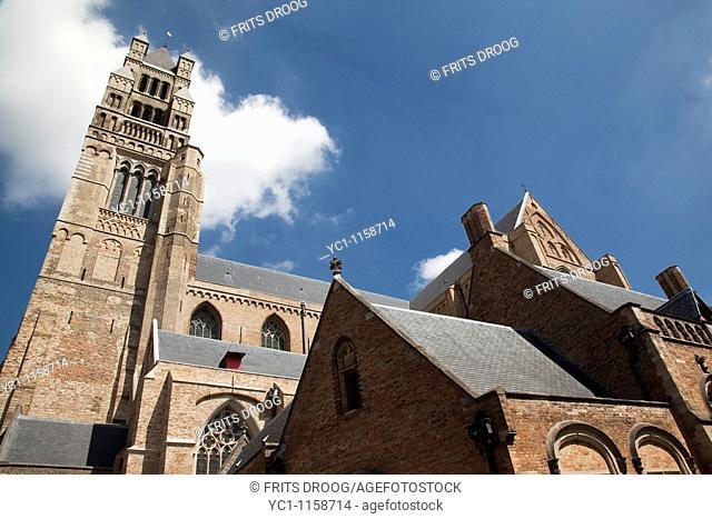 Saint Salvator's Cathedral, Brugge, Belgium