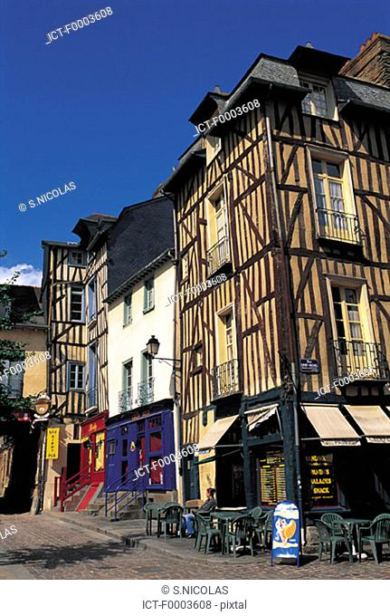 France, Brittany, Rennes