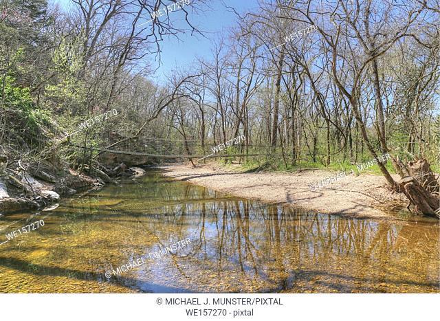 Tanyard Creek Park in Bella Vista, Arkansas
