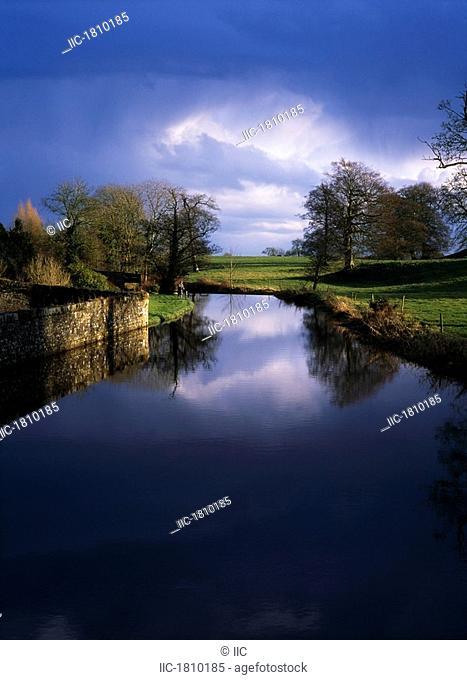 Moynalty River, Moynalty, Co Meath, Ireland