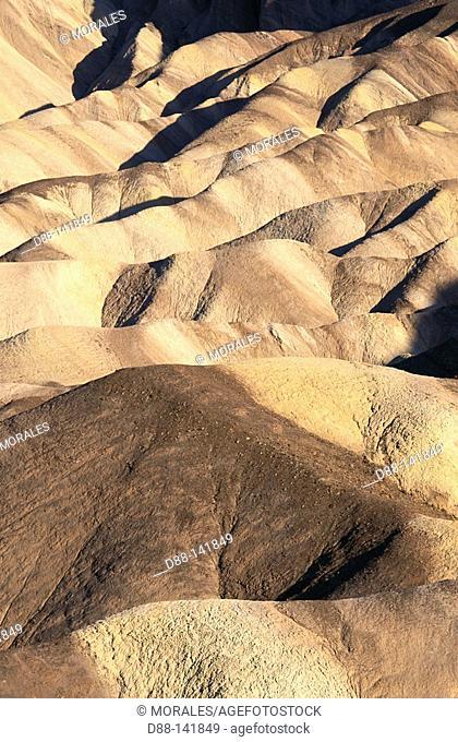 Death Valley. California. USA