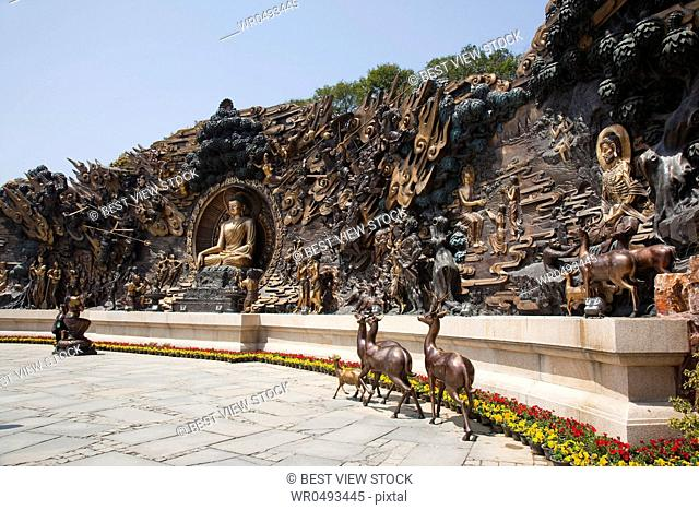 Wuxi Xiangfu Temple Mountain