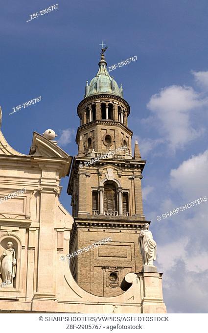 San Giovanni church, Parma, Emilia-Romagna, Italy