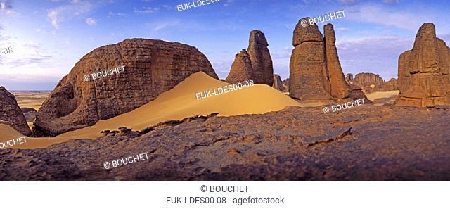 Desert,Hoggar