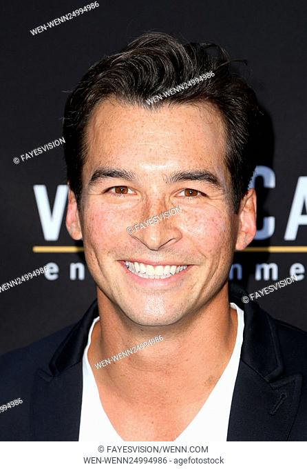 """Premiere Of Vertical Entertainment's """"""""Undrafted"""""""" Featuring: Jay Hayden Where: Hollywood, California, United States When: 11 Jul 2016 Credit: FayesVision/WENN"""