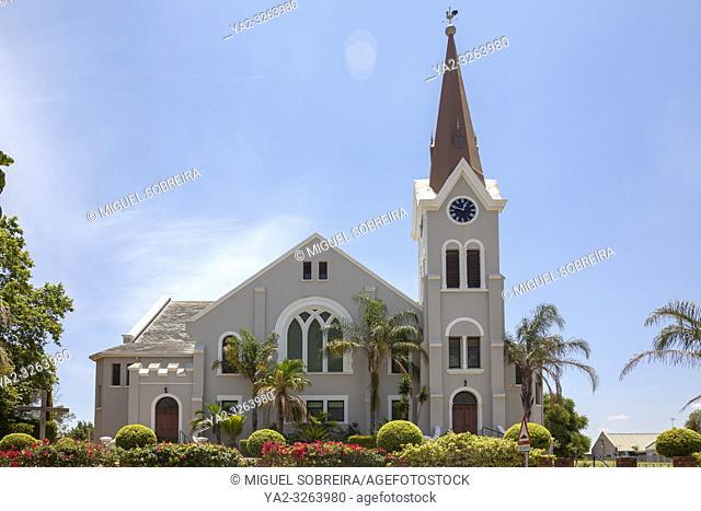 Riebeek Kasteel Gemeente Kerk (church) in Western Cape, South Africa