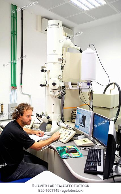 Transmission electron microscope  (TEM). Designed to offer a truly universal imaging and analysis solution for life sciences, materials sciences, nanotechnology
