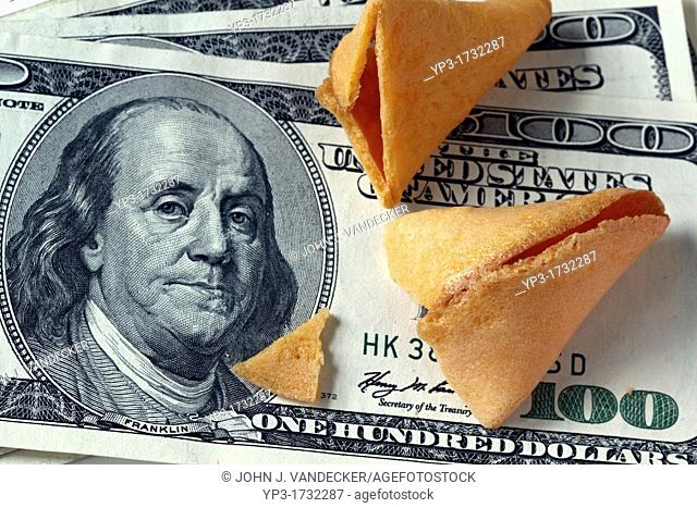 Fortune cookie money