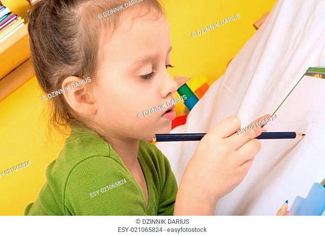 girls in paint