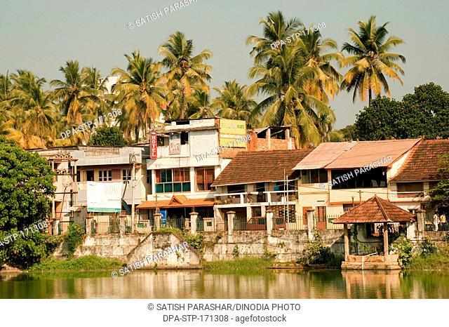 Houses , Trivandrum Thiruvananthapuram , Kerala , India