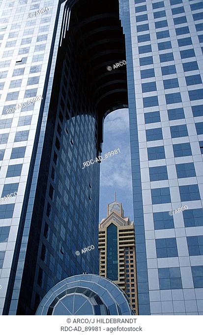 Dusit Dubai Hotel Sheikh Zayed Road Dubai United Arab Emirates