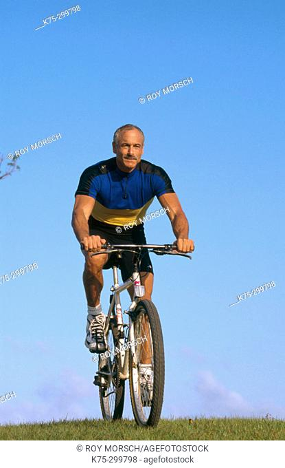 boomer bicycling