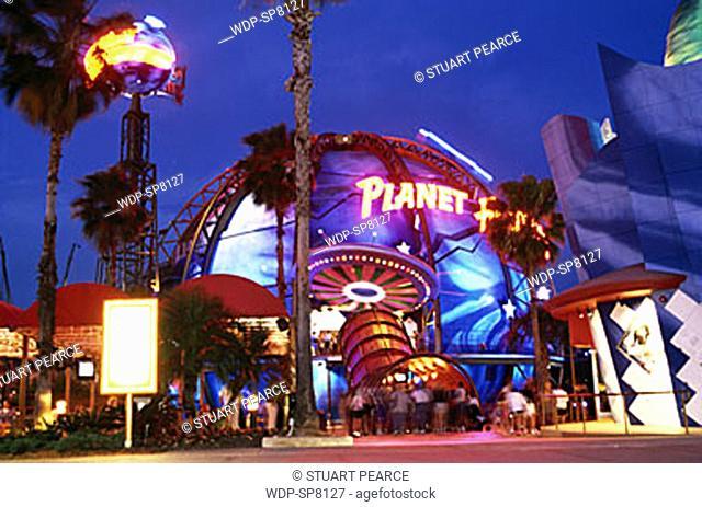 Planet Hollywood, Orlando, Florida, USA