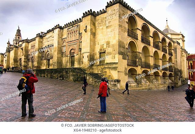 Great Mosque - Cordoba - Andalucia - Spain - Europe