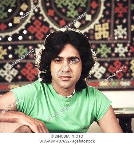1979, Portrait of Indian-British music producer Biddu