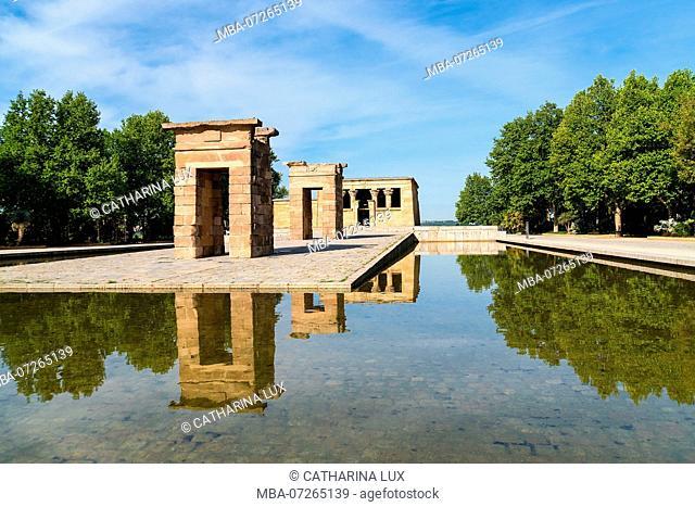 Madrid, Temple of Debod