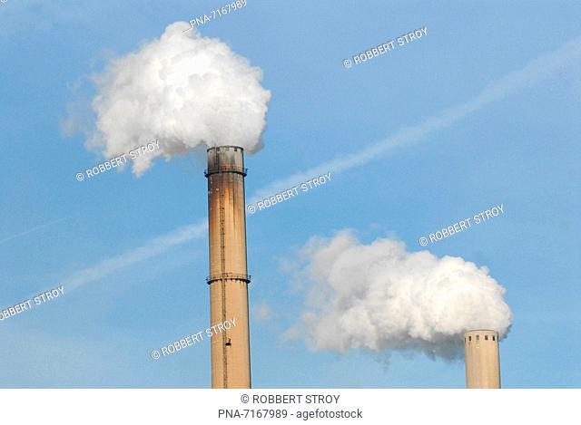 Emissions, Breda, the Netherlands
