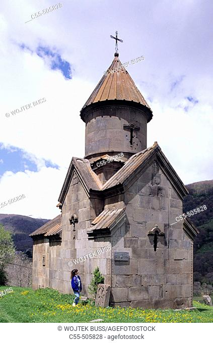 Church, Tsaghkadzor. Armenia