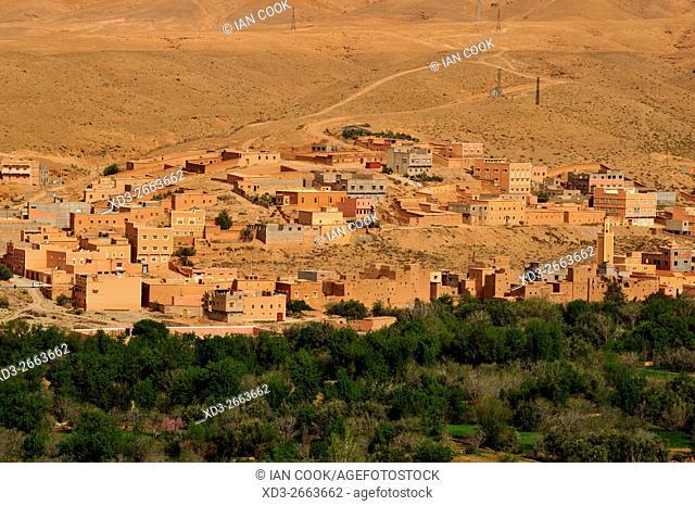 Boumalne Dades, Tinghir Province, Morocco