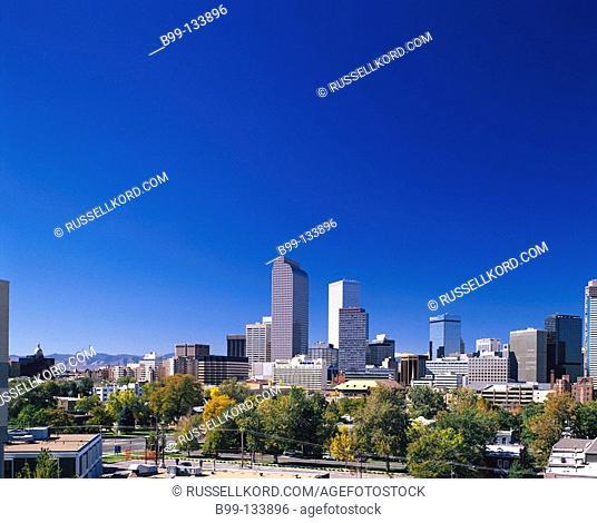 Denver. Colorado, USA