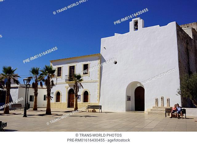 Esglesia de Sant Francesc Xavier, Sant Francesc de Formentera, Formentera, Spain / Esglesia de Sant Francesc Xavier, Sant Francesc de Formentera, Formentera