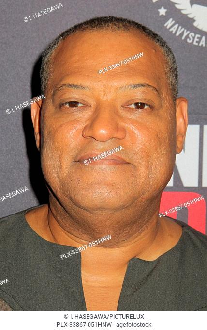 "Laurence Fishburne 09/16/2019 """"Running with the Devil"""" premiere held at Writers Guild Theater in Beverly Hills, CA Photo by I"