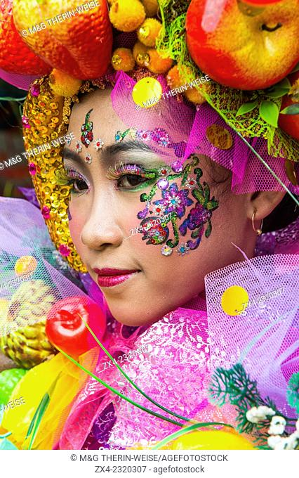 Jember Fashion Festival and Carnival, East Java, Indonesia