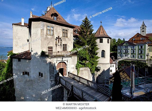 Germany, Baden Wuerttemberg, View of castle