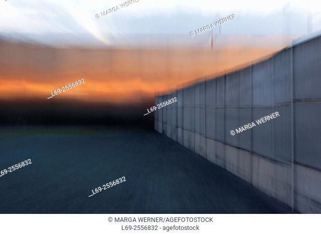 Berlin Wall Memorial at Bernauer Strasse, Germany, Europe