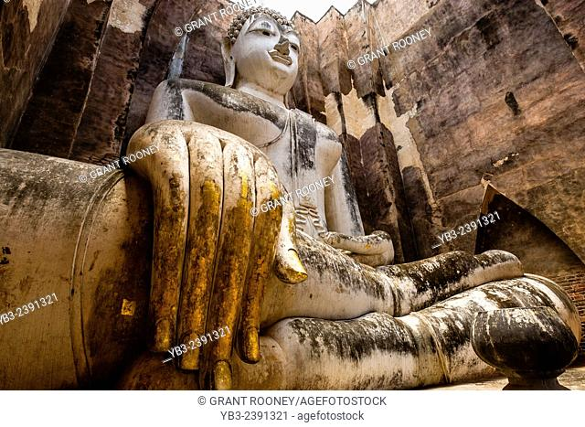 Wat Si Chum, Sukhothai Historical Park, Thailand