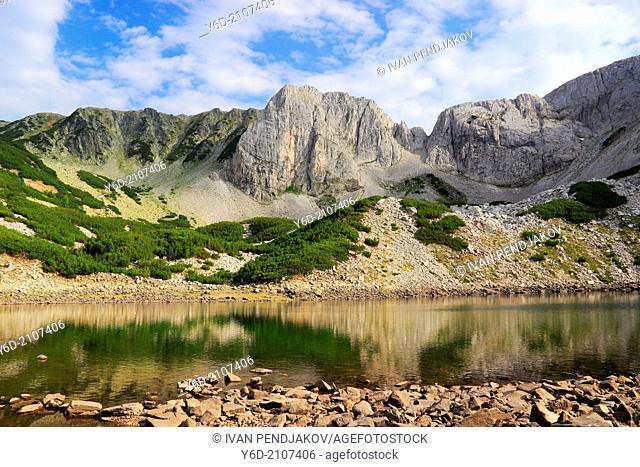 Mt Momin Vrah and Lake Sinanitsa, Pirin National Park, Bulgaria