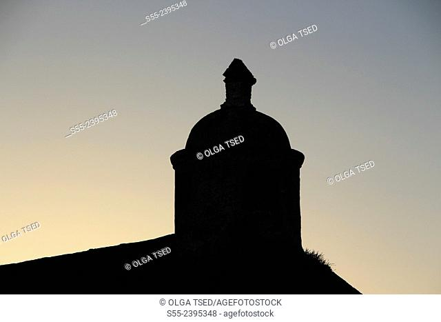 São Brás Fort navy headquarter. Built in the 16th century to defend against pirate attacks, São Brás Fort was the most important fortress of all the existing...