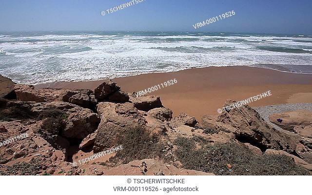 Cost, Agadir, Atlantic Coast, Morocco, North Africa, Africa
