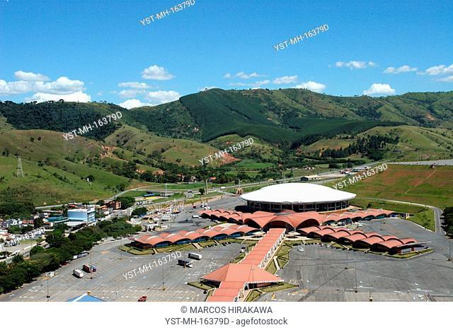 Center of Events and Center of Support to the Pilgrim, Aparecida do Norte, São Paulo, Brazil