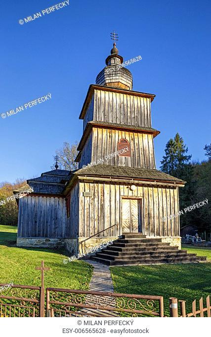 Wooden Church of St. Paraskeva - Dobroslava