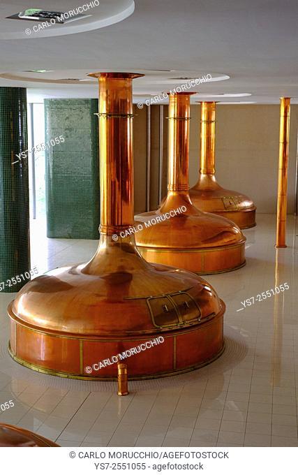 Pilsner Urquell Brewery, Pilsen, Czech Republic, Europe