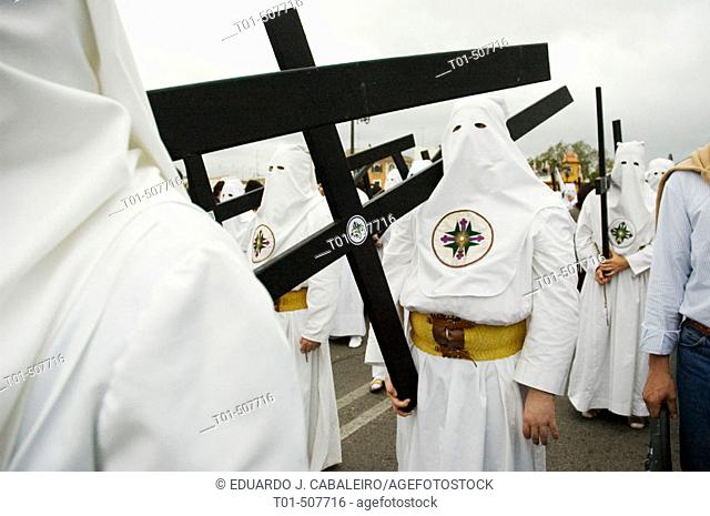 Hermandad de San Gonzalo, Holy Week in Sevilla. Andalusia, Spain
