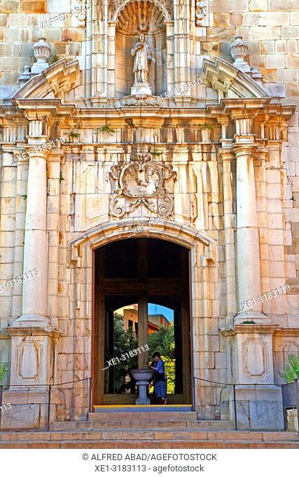 Parish of Sant Esteve, Tordera, Catalonia, Spain