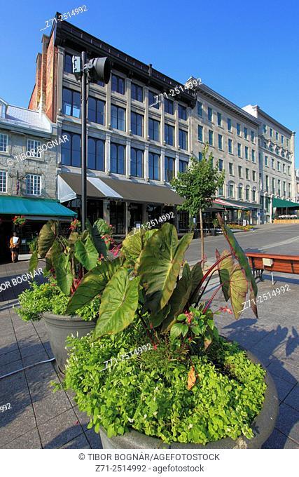 Place Jacques Cartier, Montreal, Quebec, Spain