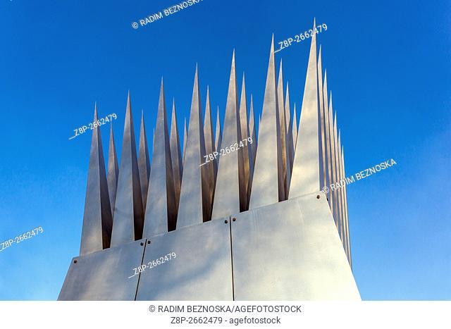 Memorial of Jan Palach by John Hejduk, Prague, Czech Republic