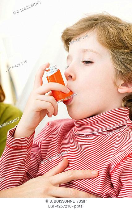 ASTHMA TREATMENT, CHILD